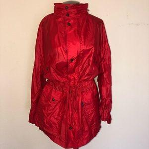 *RARE* Gucci Vintage Rain Jacket Jacket